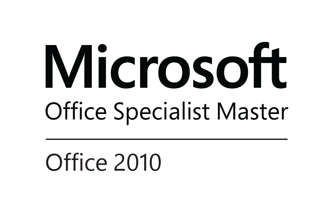 Microsoft Office Specialist 2010 Master